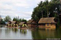 Kampung Sampireun, Cipanas-Garut
