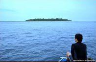 Mencari Pari Manta di Pulau Sangalaki