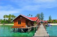 Derawan cafe & Cottages