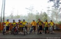 Trek Sepeda Rancaupas, Ciwidey