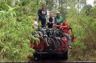 Sepeda Downhill dan Offroad di sekitar Jayagiri ...