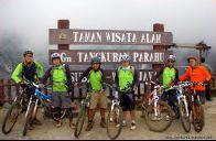 Trek Panorama Lembang,Tangkuban Perahu,Cikole