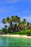 Pantai Putih Derawan