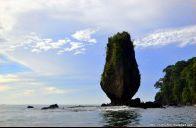 Batu Layar, Pantai Timur Pangandaran
